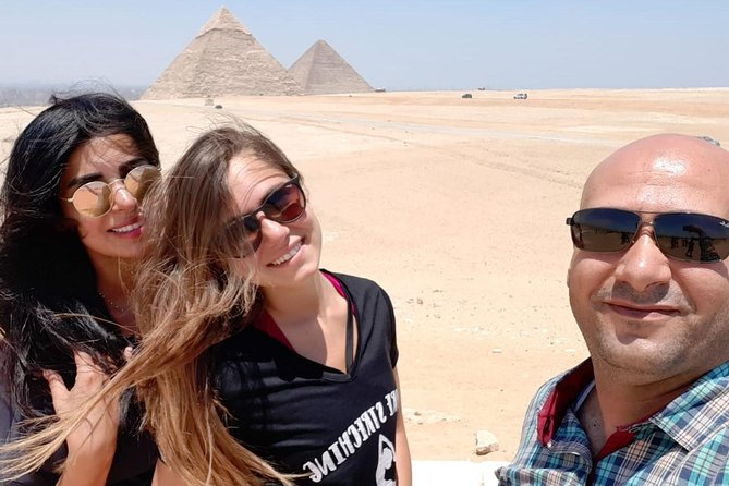 Giza pyramids sphinx old Cairo from Cairo Giza hotel with expert guide