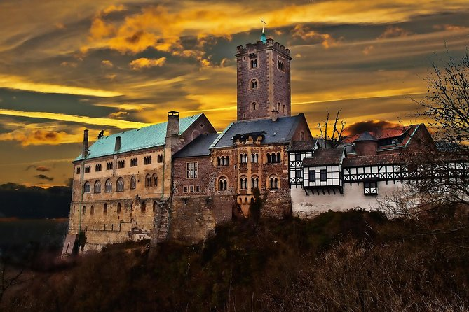 Eisenach Private Walking Tour