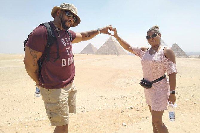 Cairo : Giza Pyramids, Sakkara, and Memphis Private Full-Day Tour