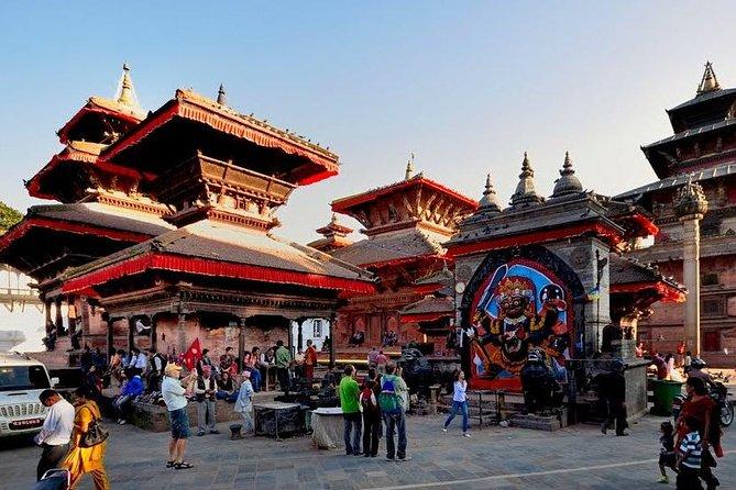 Kathmandu Walking Tour