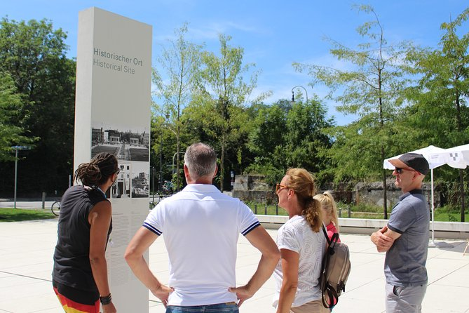 Munich WWII Combo: Dachau Concentration Camp Memorial Site and Third Reich Walking Tour photo 9