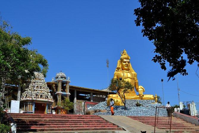 Trincomalee and Nilaveli, Day Tour From Polonnaruwa.