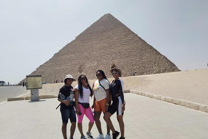Giza pyramids and Nile dinner cruise private tour from Cairo Giza hotels