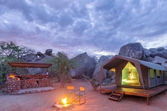 2 Nights Damaraland Camping Experience