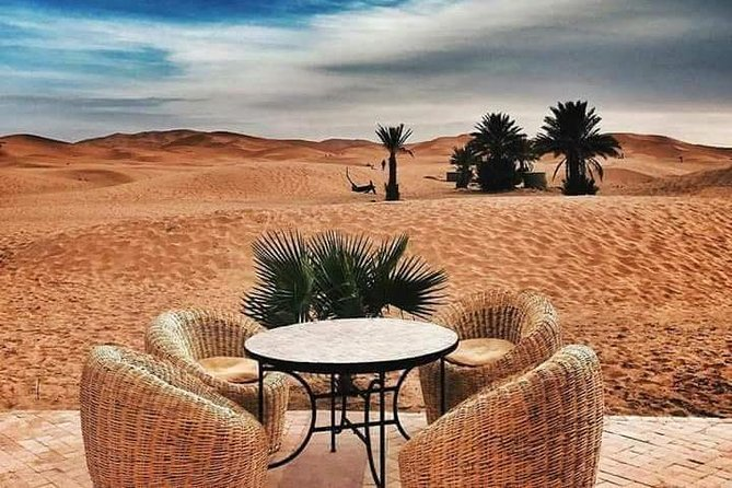 3 days Fez to Marrakech desert tour