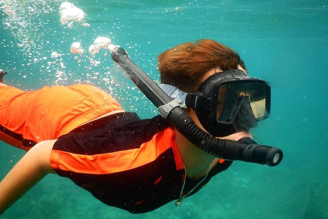 Scuba Diving & Snorkeling at the Marine Park HON MUN ISLAND