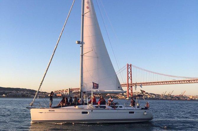 Lisbon River Sailing Cruise