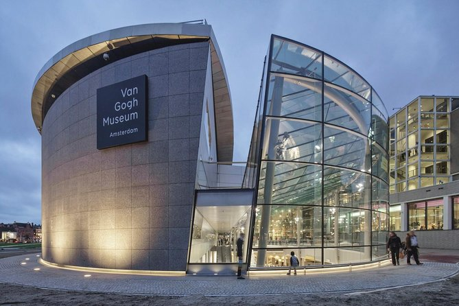 Skip-the-line - Private Guided Tour of Van Gogh Museum Amsterdam photo 3