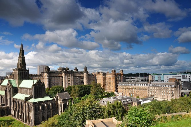 Private Glasgow Departure Transfer: Hotel / Accommodation to Airport