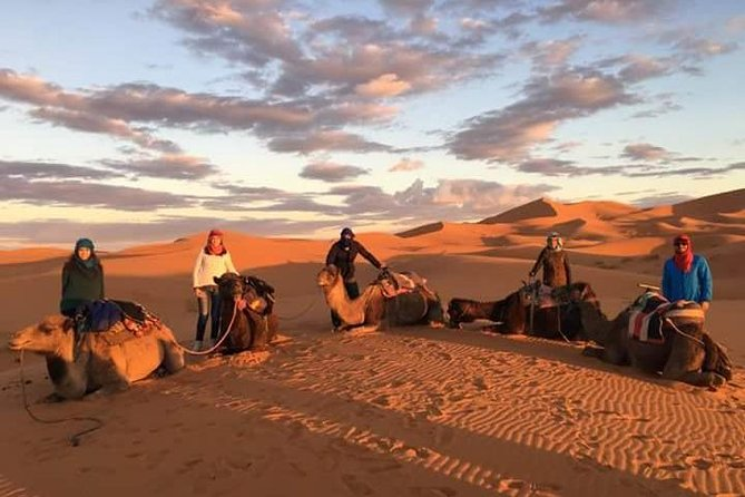 3-day circuit in the Sahara desert of Merzouga from Marrakech