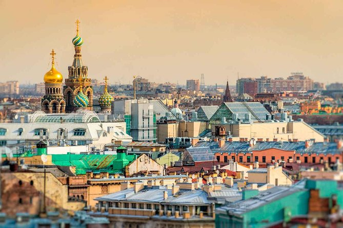 Private Walking tour in Saint Petersburg with Cathedrals