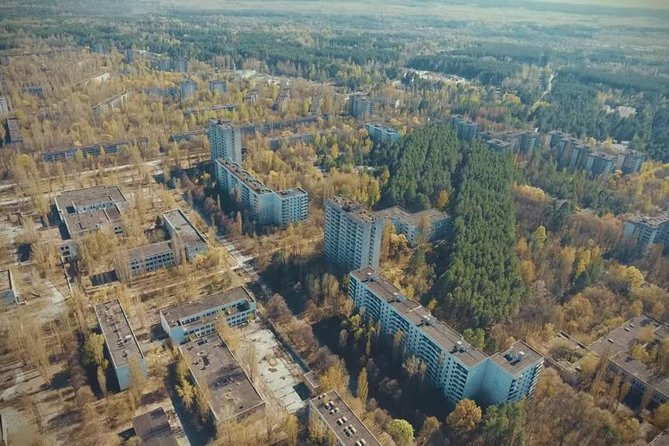 Chernobyl and Pripyat Private Helicopter Guided Tour from Kyiv