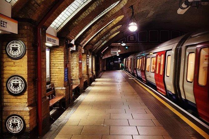 London Underground Tour & Tour Of The Subterranean Postal Museum