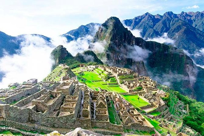 Tour to Machu Picchu Full Day From Cusco