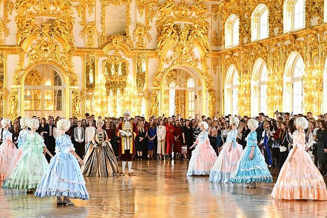 Catherine Palace in Pushkin/Tzarskoe Selo/ Mini-Group Tour. Amber Room & Gardens photo 3