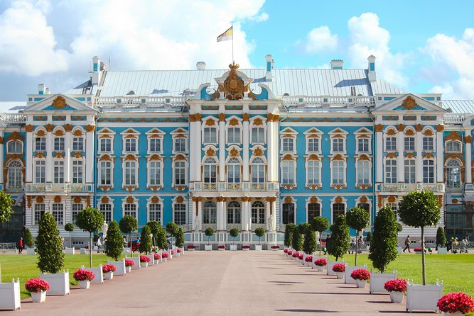 Catherine Palace in Pushkin/Tzarskoe Selo/ Mini-Group Tour. Amber Room & Gardens photo 9