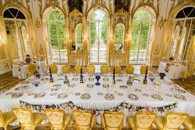 Catherine Palace in Pushkin/Tzarskoe Selo/ Mini-Group Tour. Amber Room & Gardens photo 6