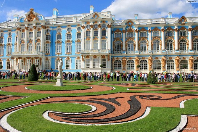 Catherine Palace in Pushkin/Tzarskoe Selo/ Mini-Group Tour. Amber Room & Gardens photo 10