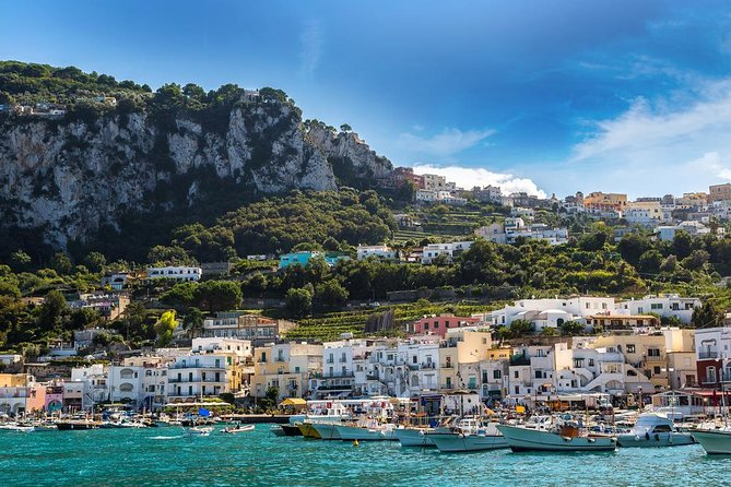 Sorrento, Capri and Positano: full-day private tour from Rome photo 2