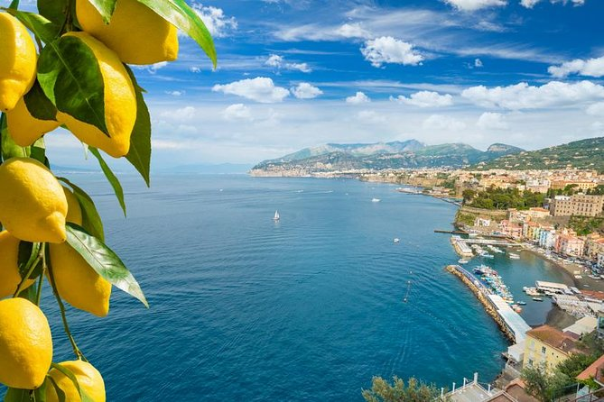 Sorrento, Capri and Positano: full-day private tour from Rome photo 4