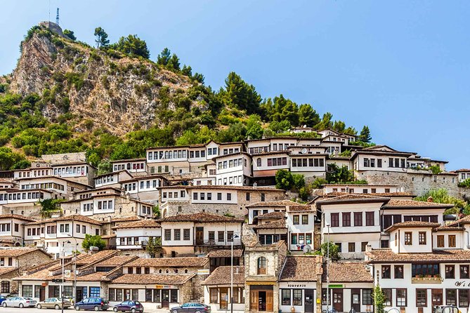 BERAT DAILY TOUR FROM TIRANA with optional stopover for WINE TASTING