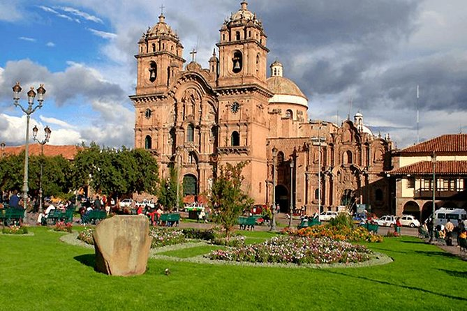 City tour in Cusco (afternoon schedule)