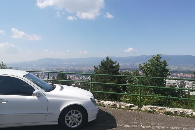 Day trip in Skopje