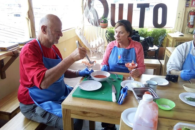 Ecuadorian Cooking Classes Rooftop (English) photo 14