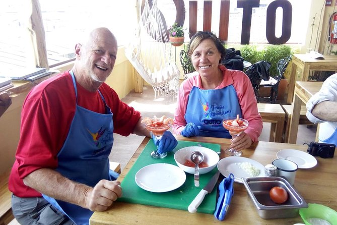 Ecuadorian Cooking Classes Rooftop (English) photo 13