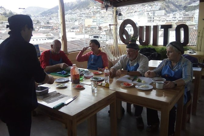 Ecuadorian Cooking Classes Rooftop (English) photo 1