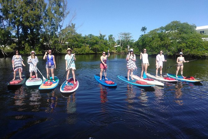Stand Up Paddle Board Rentals in South Florida