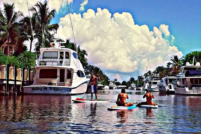"World Famous ""Venice Of America"" Lesson and Tour Fort Lauderdale"
