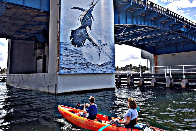 Downtown Riverfront and Venice Of America Combo Tour via Stand Up Paddle Board