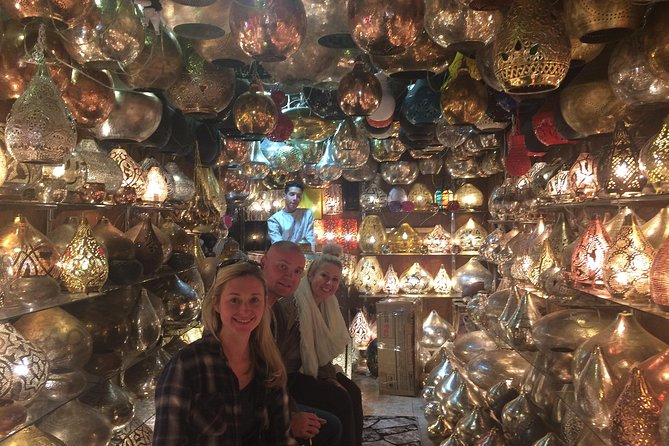 Private Tour: Full Day Egyptian Museum, Alabaster Mosque, Khan El-Khalili Bazaar