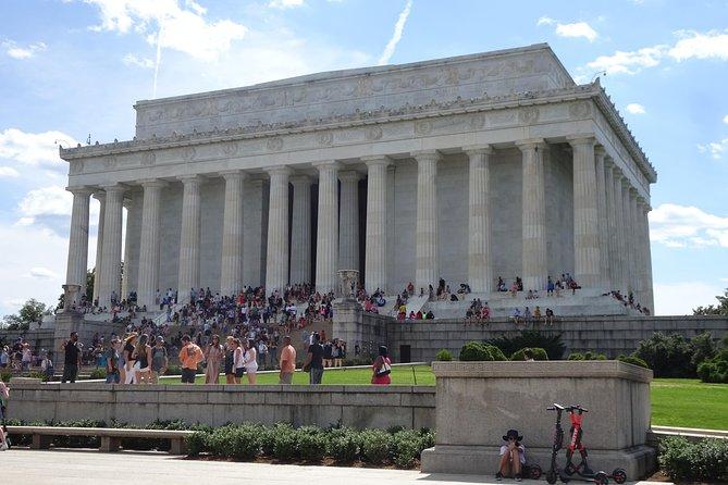 Washington DC Monuments - National Mall West Tourist Scavenger Hunt