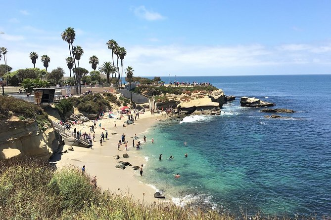 San Diego City Sightseeing Tour Including La Jolla