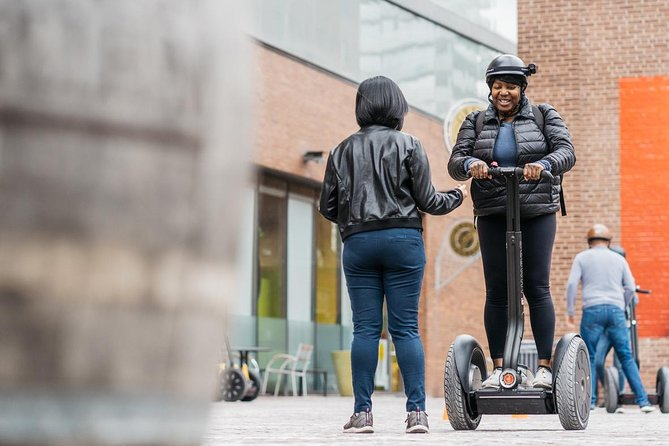We've trained over 50,000 Segway riders - it's so easy almost anyone can do it.