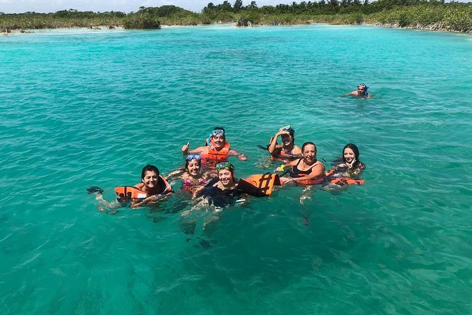 1 Day Bacalar Seven Color Lagoon Adventure (transportation + Lunch Included) photo 2