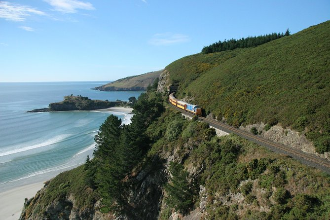 The Seasider Rail Journey from Dunedin photo 1