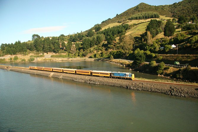 The Seasider Rail Journey from Dunedin photo 2