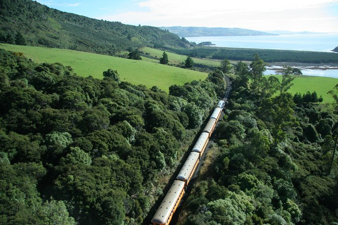 The Seasider Rail Journey from Dunedin photo 6