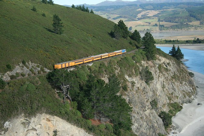The Seasider Rail Journey from Dunedin photo 4