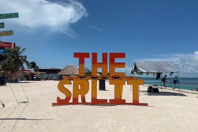 Caye Caulker Split Island Getaway from Belize City