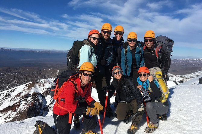 Tongariro Crossing - Winter Guided Tour