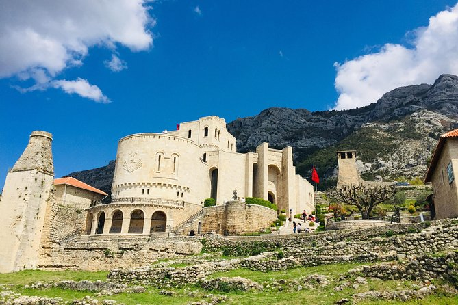 Tirana & Ancient Kruja Day Tour including lunch