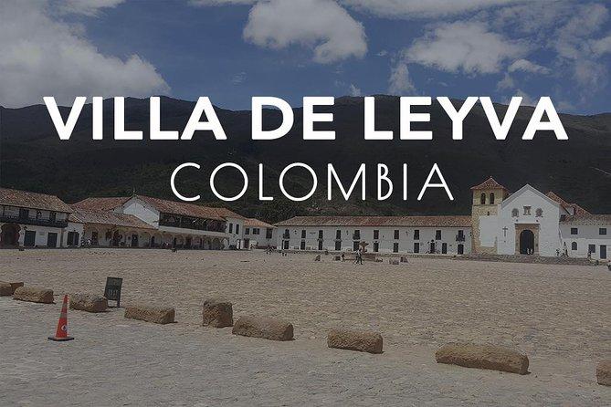 Magic tour to Villa de Leyva (shared tour) - Hotel Pickup