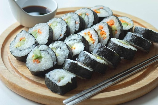 Learn how to make Sushi in Kyoto