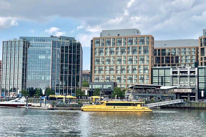 Wharf Water Taxi naar Georgetown