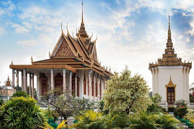 [3D2N Private] Phnom Penh City Tour (Guide + Transport)