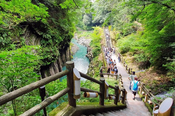 Japan Takachiho Gorge full day private tour